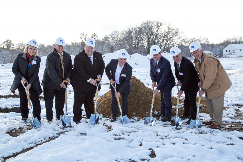 Groundbreaking On 190 Acre Master Planned Bluestar Business Park